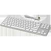 Matias tenkeyless zilver toetsenbord