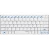 Rapoo E6300 toetsenbord wit