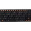 Rapoo E6300 toetsenbord zwart