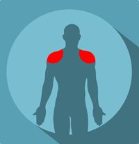 voorkom schouderpijn met een monitor arm