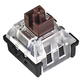 Keychron optical brown switch
