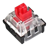 Keychron optical red switch