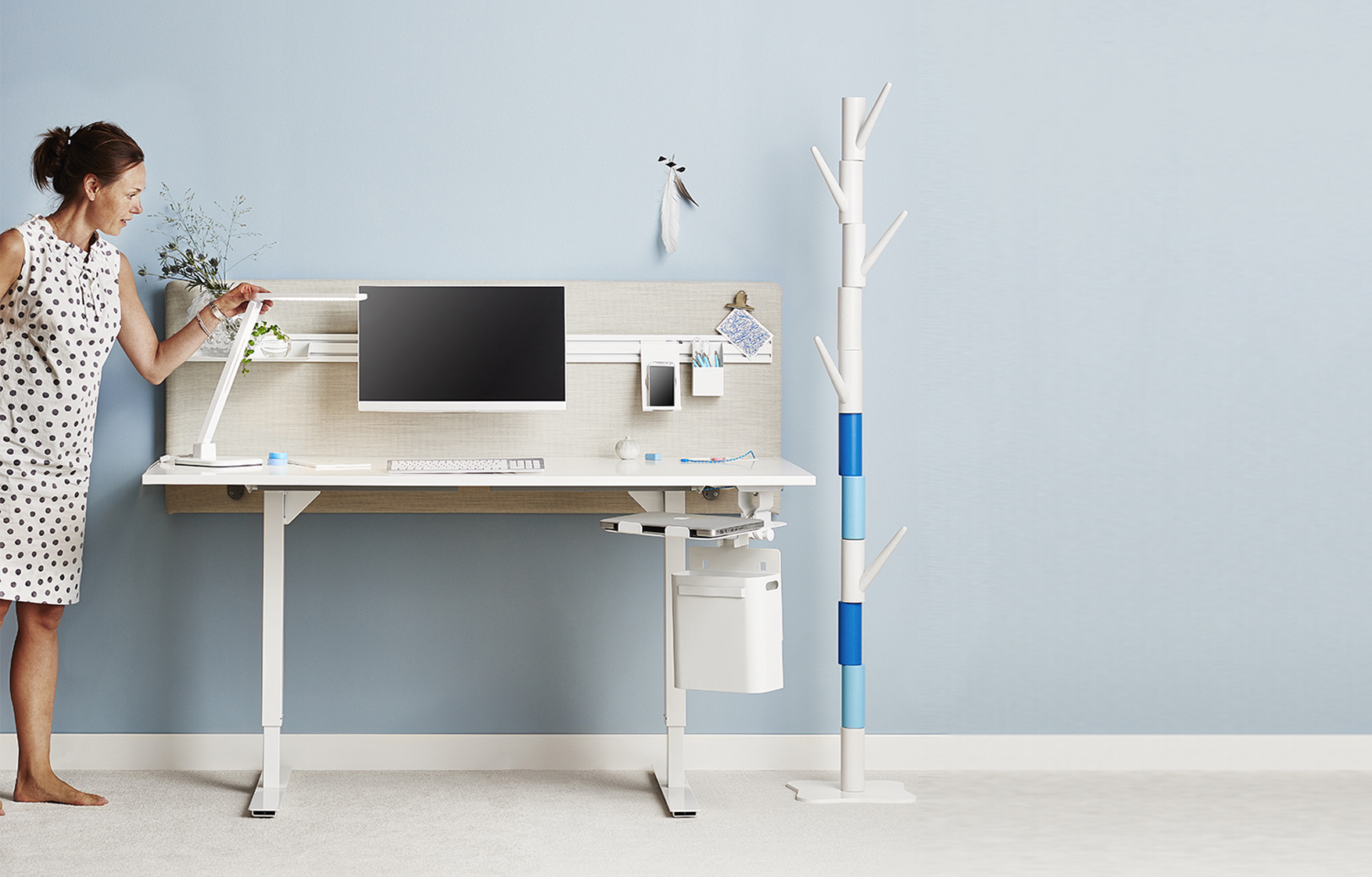 producten voor een ergonomische werkplek